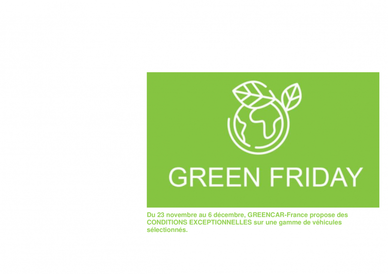 OPERATION GREEN FRIDAY