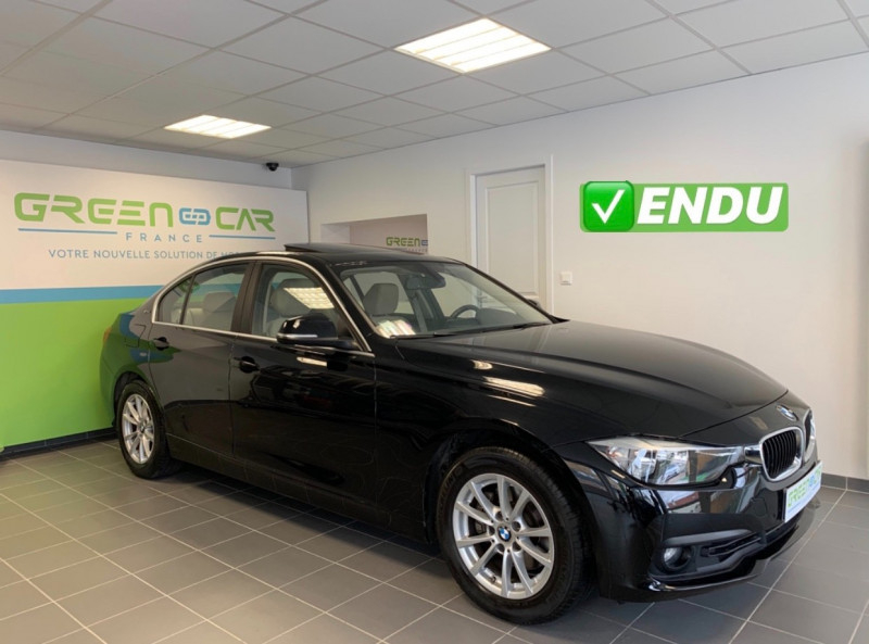 Photo 1 de l'offre de BMW SERIE 3 (F30) 330EA 252CH LOUNGE PLUS à 24500€ chez Greencar France