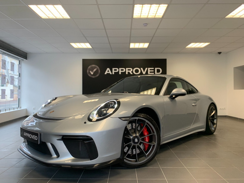 Photo 1 de l'offre de PORSCHE 911 COUPE (991) 4.0 500CH GT3 à 172900€ chez Greencar France