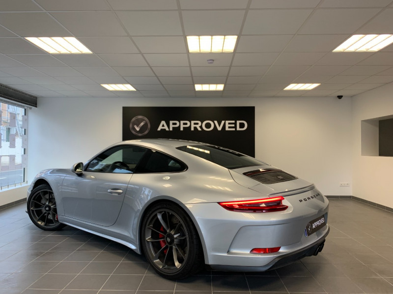 Photo 4 de l'offre de PORSCHE 911 COUPE (991) 4.0 500CH GT3 à 172900€ chez Greencar France