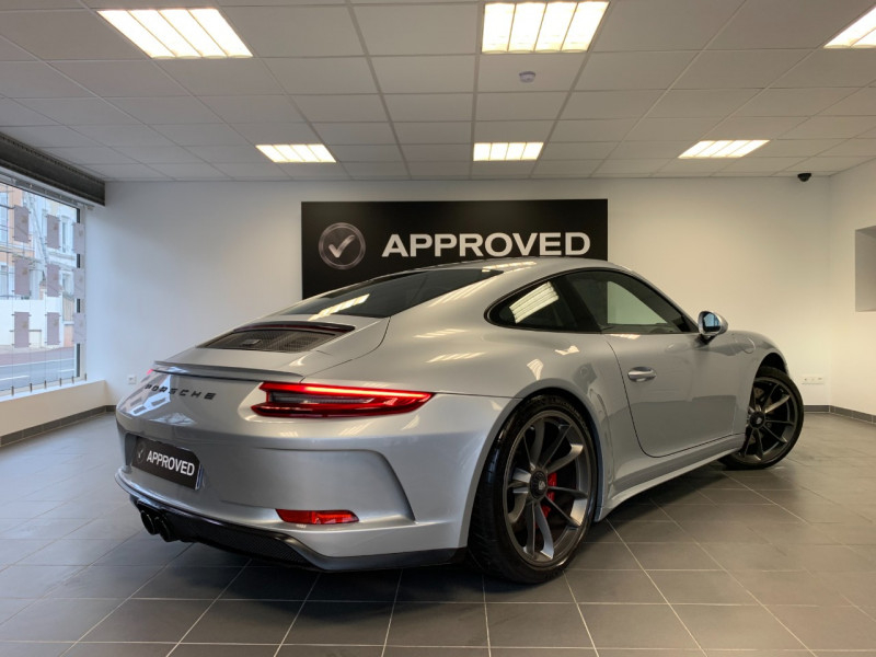 Photo 5 de l'offre de PORSCHE 911 COUPE (991) 4.0 500CH GT3 à 172900€ chez Greencar France