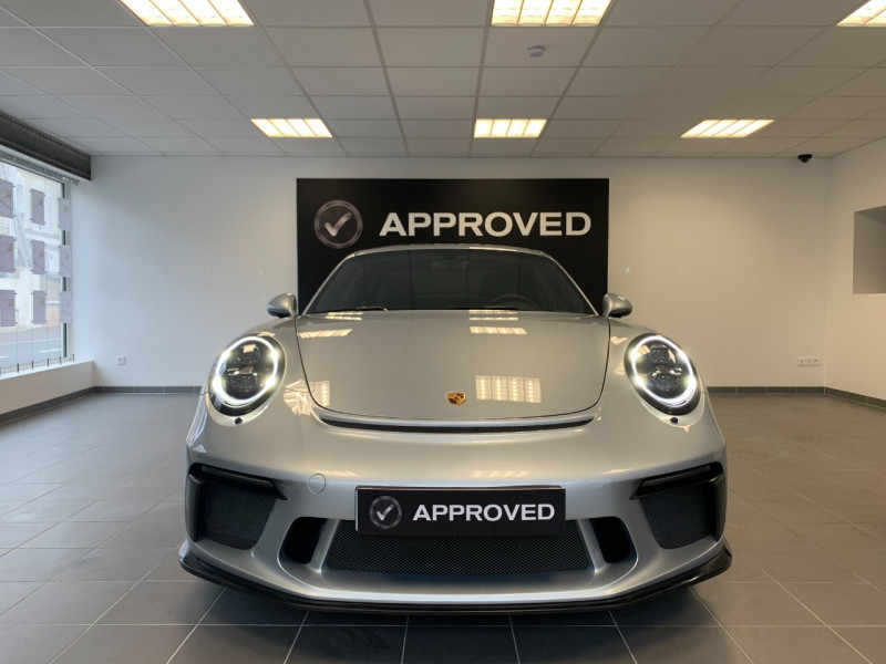 Photo 9 de l'offre de PORSCHE 911 COUPE (991) 4.0 500CH GT3 à 172900€ chez Greencar France