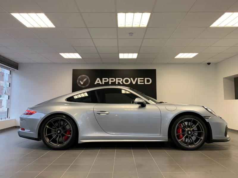 Photo 12 de l'offre de PORSCHE 911 COUPE (991) 4.0 500CH GT3 à 172900€ chez Greencar France