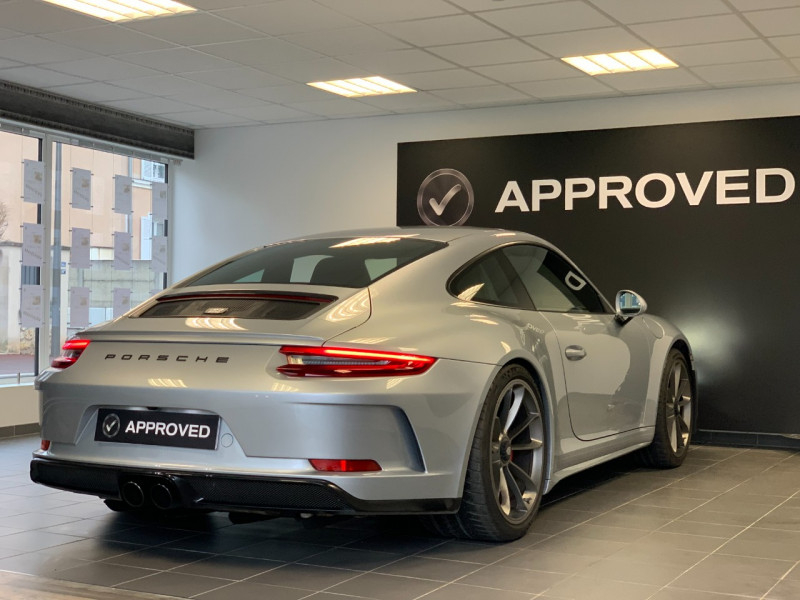 Photo 14 de l'offre de PORSCHE 911 COUPE (991) 4.0 500CH GT3 à 172900€ chez Greencar France